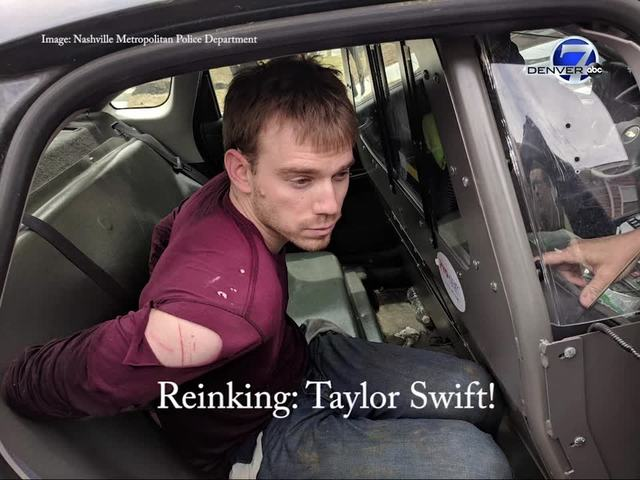 Travis Reinking told Colorado 911 Taylor Swift was stalking him- others…