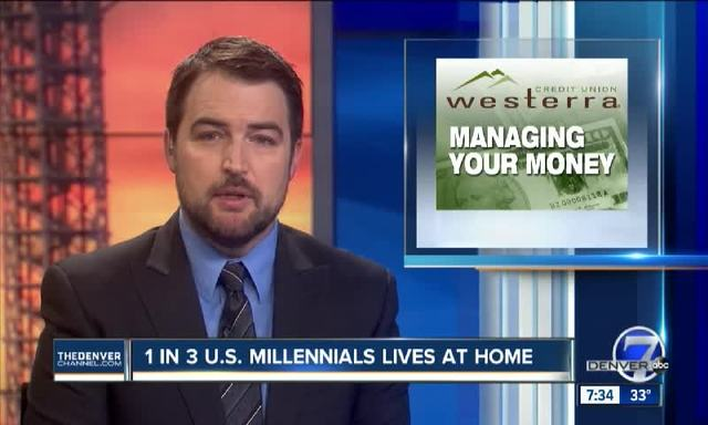 1 and 3 U-S- Millennials Lives at Home
