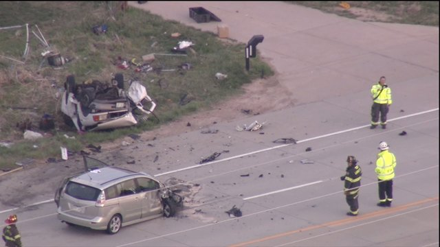 One killed, one seriously injured in 2-vehicle crash in Boulder County