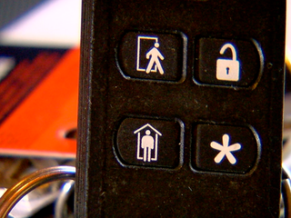 Man spars with company over panic button failure