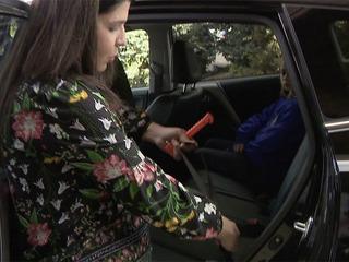 Seatbelt nearly strangles Highlands Ranch girl