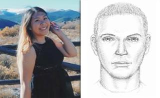 Authorities release sketch in teen's homicide