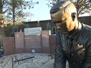 Deputy Parrish to be honored at Colo. memorial