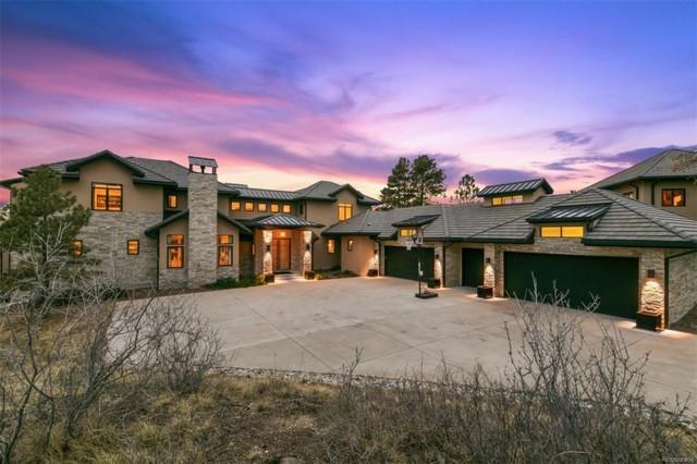 Colorado dream homes own former hockey star milan hejduk for Colorado dream home