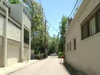 Poop, needles pile up outside Denver homes