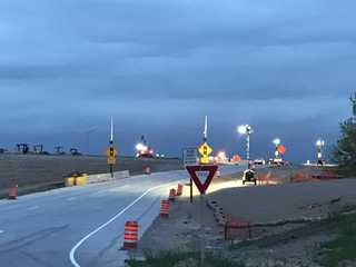 Progress on C-470 Express Lanes Project