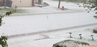 Gallery: Viewers share Friday weather photos