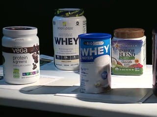 Potential toxins in protein powders