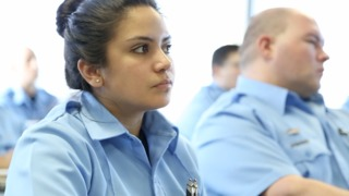 Denver seeing more women in police academy
