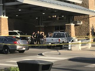 Man shot in Parker road rage incident