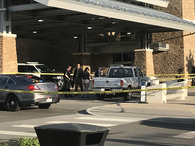 Person shot in Parker road rage incident