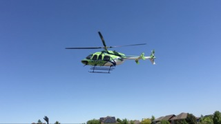 Air medical services work to keep care available