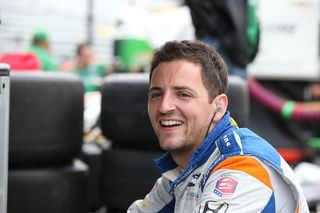 Colorado IndyCar driver races for a cause