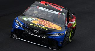 Strong run ends in frustration for Truex Jr.