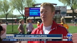 7Everyday Hero Bryan Wickoren helps athletes