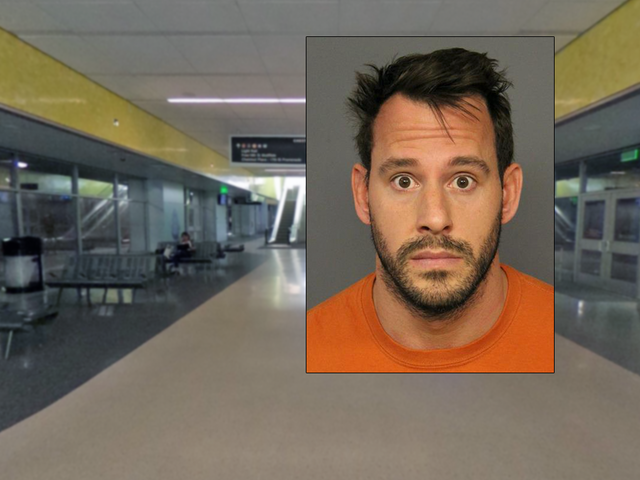 AlliedUniversal security guard arrested for assaulting Denver man