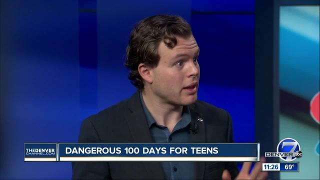 Dangerous 100 Days for Teens