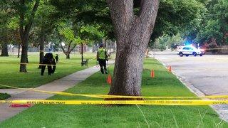 Man found shot in minivan after Longmont crash