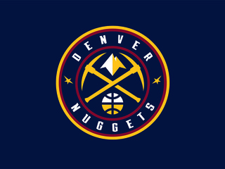 Nuggets reveal new logo, colors during Finals