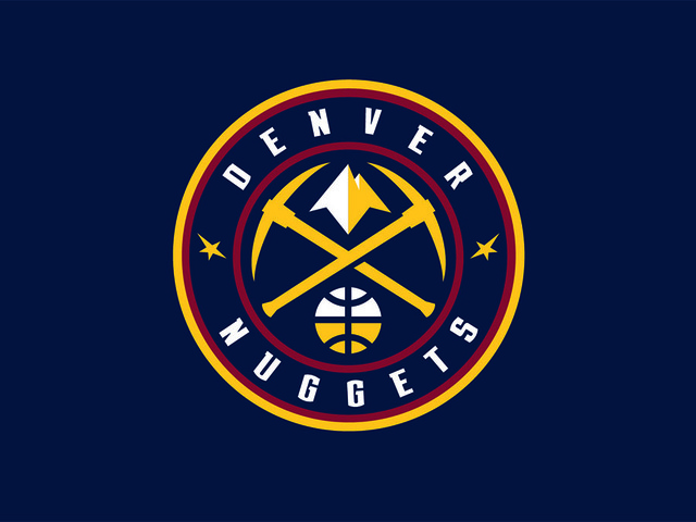 Image result for nuggets logo