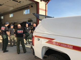 West Metro sends team to help in 416 Fire