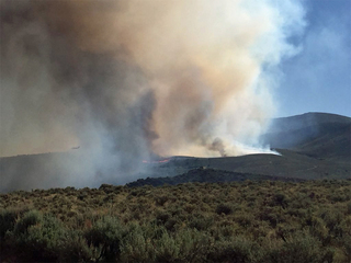 3 men wanted as Bocco Fire burns in Eagle County