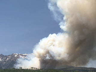Mandatory evacuations lifted for Buffalo Fire