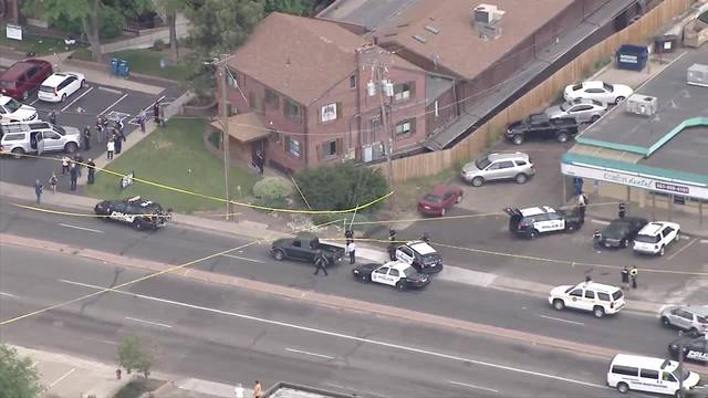 Police respond to shooting in Westminster