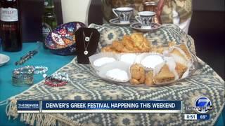 THIS WEEKEND: Annual Denver Greek Festival