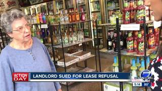 Lawsuit: Muslim refused lease at Denver building