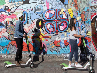 Permits approved for dockless scooters in Denver