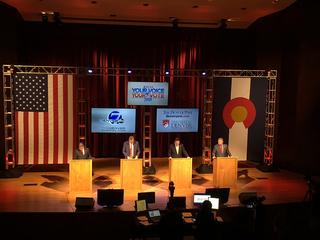 Watch: Democratic and GOP gubernatorial debates
