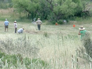Join an archaeological dig this summer