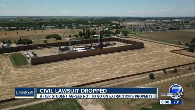 CSU student- oil company reach agreement on civil lawsuit filed…