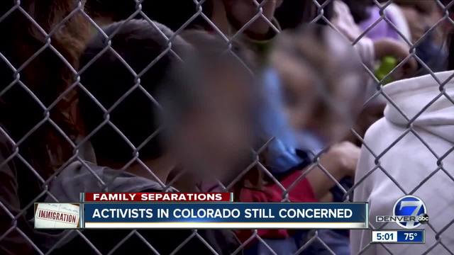 Colorado reacts to President Trump-s immigration policy shift to keep…