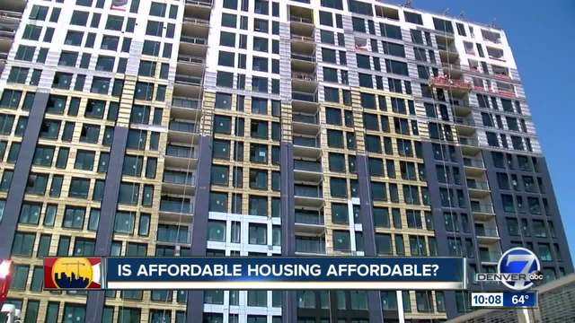 Affordable housing in Denver- Not always as advertised