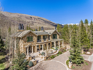 Colorado Dream Homes: $22M home for sale in Vail