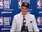 Nuggets select Michael Porter in the NBA draft