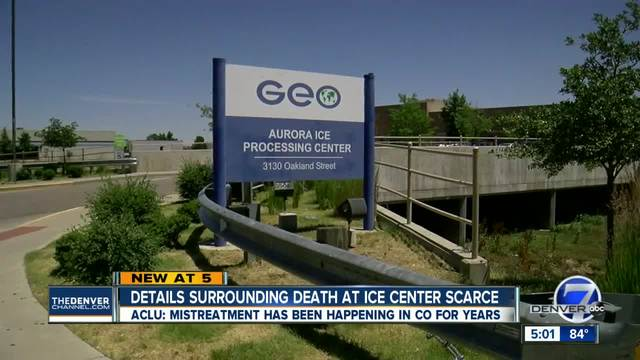 ACLU claims secrecy shrouds Colorado ICE cases amid Iranian detainee-s death