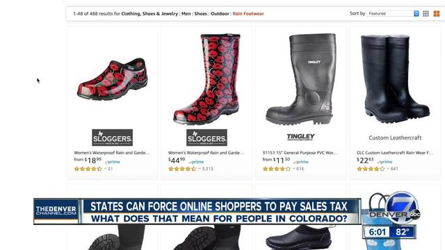 High Court- Online shoppers can be forced to pay sales tax