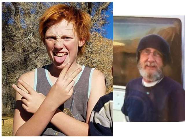 Amber Alert issued for missing Colorado boy