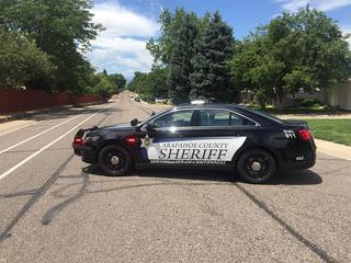 Deputies: Suspect in Arapahoe Co. shooting dies