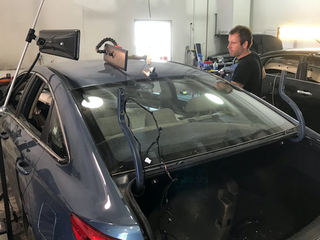 Hail storms cause spike in paintless dent repair