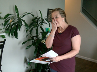 Anonymous donor helps single mom cover rent hike