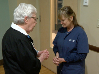 7Everyday Hero helps hospital patients, staff