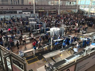 WSJ ranks DIA as best biggest U.S. airport