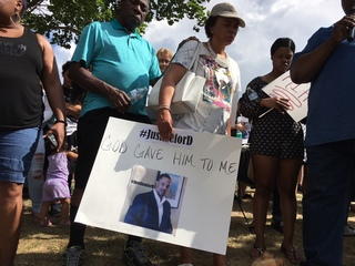 Family members want answers in fatal shooting