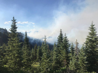 Colorado fires: Crews make progress on some