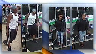 Denver police searching for suspects in homicide