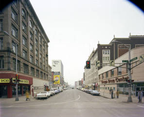 These 1979 photos show an empty downtown Denver